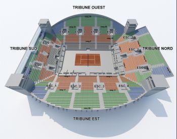 Roland Garros - Suzanne Lenglen